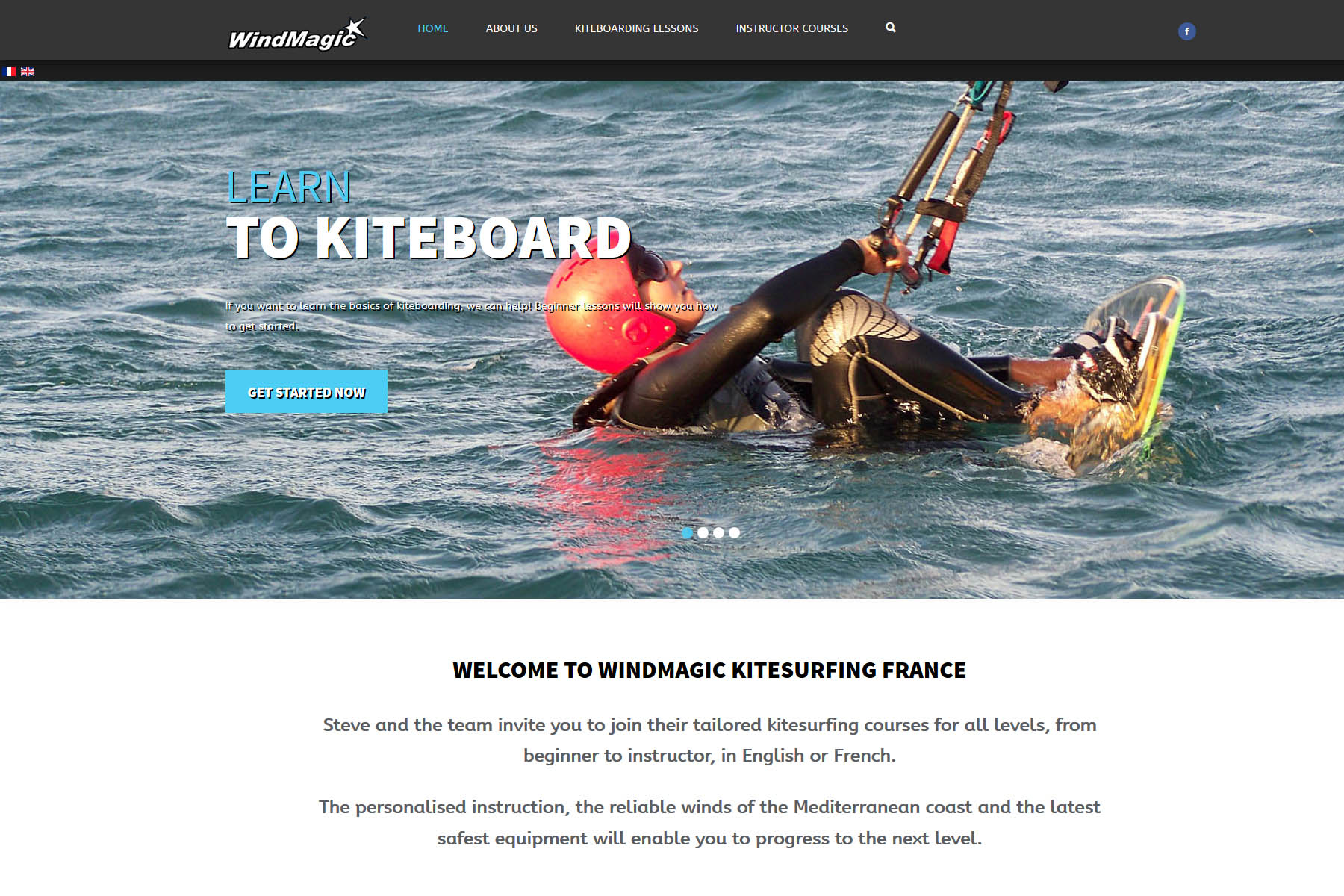 Windmagic Kitesurfing France