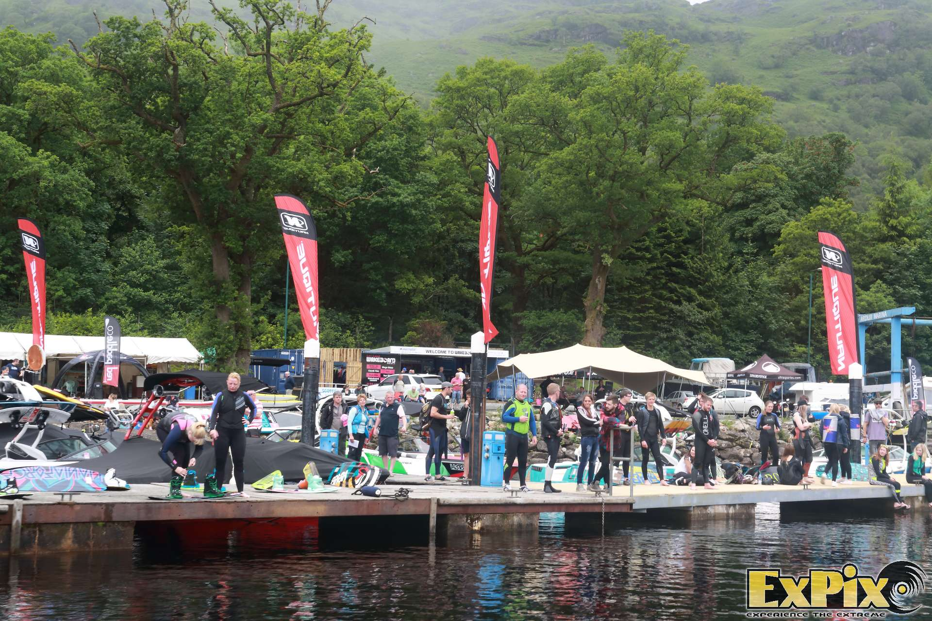 LochStock Wakeboard Competition